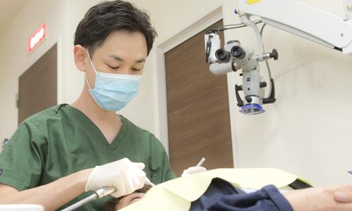 一般歯科(虫歯)